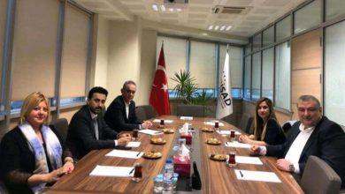Photo of Cepkask Genel Müdürü Tayfun Gülgeç Mobisad'ı ziyaret etti