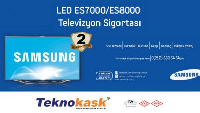 Photo of Samsung Tv'ler de Teknokask Güvencesi Altında