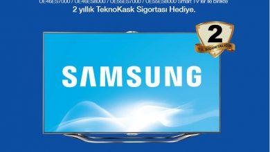Photo of Cepkask Samsung İşbirliği Televizyonlar Cepkask Güvencesinde