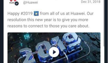 iPhone'den Atılan 2019 Tweeti İçin, İki Çalışana Huawei'den Ceza