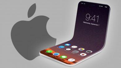 iPhone dan Katlanabilir Ekran