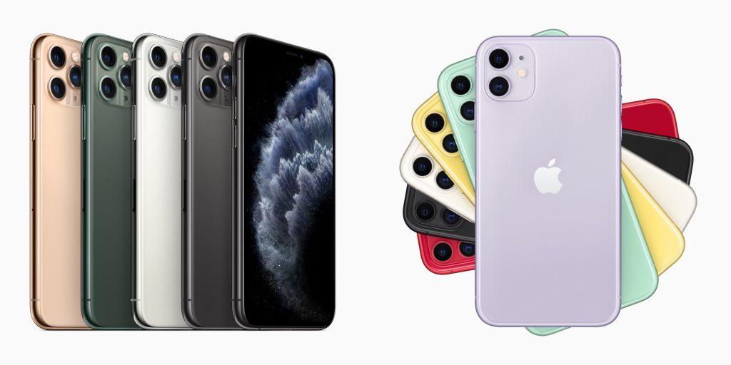 iPhone 11, 11 Pro ve 11 Pro Max fiyatları